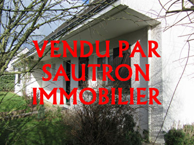 TEXT_PHOTO 0 - Maison Sautron 9 pièce(s) 218 m2