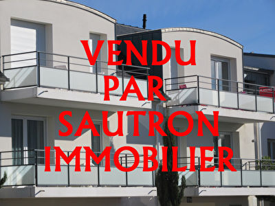 TEXT_PHOTO 0 - Appartement Sautron 2 pièce(s)